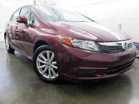 2012 Honda Civic EX TOIT OUVRANT MAGS AUTOMATIQUE 39,000KM