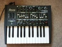 Arturia Minibrute analogue synth for sale