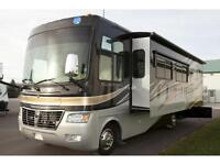 USED 2010 HOLIDAY RAMBLER 30SFS ADMIRAL CLASS A MOTORHOME