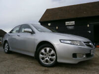 06 HONDA ACCORD 2.0 i-VTEC EXECUTIVE AUTOMATIC 4DR 91K FSH 2 OWNERS SUPERB COND,