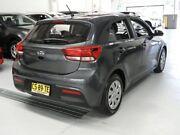 2017 Kia Rio YB S Hatchback 5dr Spts Auto 4sp 1.4i [MY18] Grey Sports Automatic Hatchback Pendle Hill Parramatta Area Preview