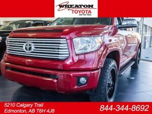 2017 Toyota Tundra PLATINUM TRAIL EDITION DEMO SPECIAL!!!