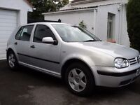 VW GOLF SE TDi 5-Door AUTO Immac 80K miles FSH