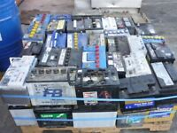 FORD FIESTA, FOCUS, C MAX, MONDEO AND KA USED BATTERY. PRICES FROM