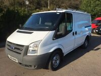 Transit 260 short wheel base van