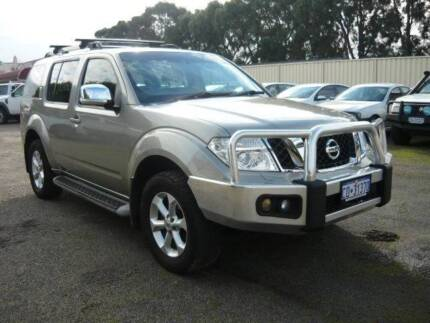 2011 Nissan Pathfinder Ti SUV Collie Collie Area Preview