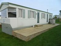 Static Caravan for Sale in Beautiful Whitford Bay Site on the Gower Peninsula.