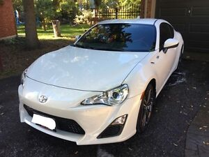 2016 Scion FR-S w/winters $411/mth (tax incl) Lease Takeover