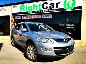 Mazda CX-9 GT AWD 7 Passenger - LEASE TO OWN - NO CREDIT CHECKS