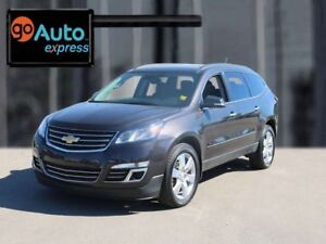 2015 Chevrolet Traverse LTZ, 3.6L V6, Leather, Panoramic Roof, N
