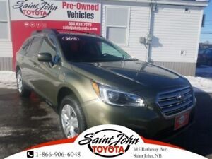 2015 Subaru Outback 2.5i (CVT) Full Leather