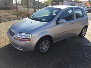 2008 Chevrolet Aveo **ONLY 78550 KM***ONE OWNER ACCIDENT FREE***