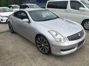 2006 Nissan Skyline 350 GT Silver Automatic Coupe North Wollongong Wollongong Area Preview