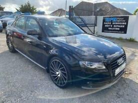 image for 2010 Audi A4 TDI S LINE SPECIAL EDITION SALOON Diesel Manual