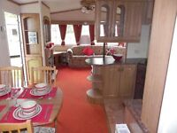 Cheap static caravan isle of wight, no site fees until 2018, 12 month seafront park