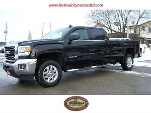 2015 GMC Sierra 2500HD SLE Long Box 4x4 | CERTIFIED