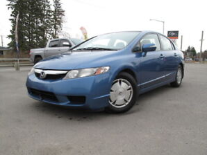 2009 Honda Civic Hybrid Sedan **LOW KM, REMOTE START**