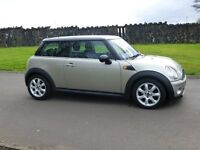 2009 MINI COOPER 1.6 DIESEL 92000 MILES FULL SERVICE HISTORY 2 LADY OWNERS