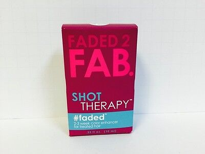 Keracolor Faded 2 Fab Shot Therapy Color Enhancer 33oz