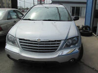 2004 Chrysler Pacifica SUV, Crossover 6 passenger fully loaded