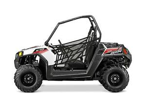 2016 570 RZR DEMO UNIT 300 KM BLOW OUT PRICE $ 9999.00