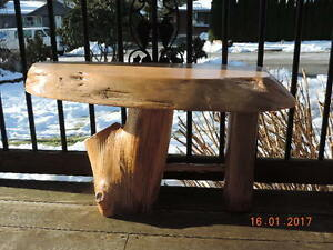 Hand-made Bench