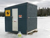 **Ice Hut and Bungalow Rentals - White Lake**