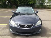 LEXUS IS 250 AWD 2008 165000KM AUTOMATIC