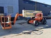 2008 // JLG 450AJ // 45ft Articulated Boom Lift City of Toronto Toronto (GTA) Preview