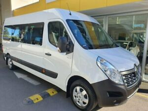 2019 Renault Master X62 (No Badge) White Sports Automatic Single Clutch Berwick Casey Area Preview