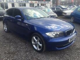 2008 BMW 1 SERIES 116i Edition ES HIGH SPEC BEST COLOUR COMBINATION
