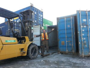 20' 40' and 40' Shipping Containers RIGHT IN PETERBOROUGH ON