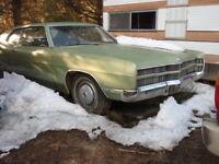 1969 Ford XL ( Galaxie / LTD ) Restoration Project