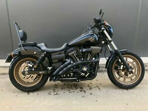 2017 Harley-Davidson FXDLS Low Rider S Epping Whittlesea Area Preview