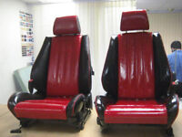 AUTO TRIMMER SERVICES - CARS - VANS - MOTORCYCLES | Armrests | Seats | Carpets | Speaker Covers