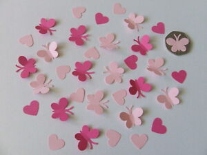 150-BUTTERFLY-HEART-WEDDING-TABLE-CONFETTI-DECORATION