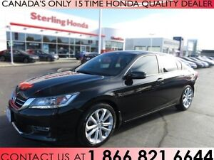 2013 Honda Accord TOURING | NAVIGATION | TINT !!