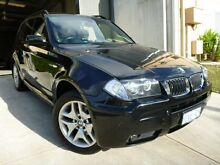 2006 BMW X3 E83 M-Sport Black 6 Speed Automatic Wagon Willagee Melville Area Preview