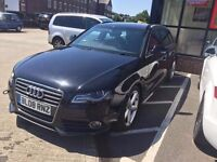 Audi A4 Avant 2.7 TDI S Line Multitronic 5dr CONROD HAS POPPED OUT NON RUNNER 2008 100K