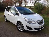 2012 Vauxhall Meriva 1.7 CDTI SE auto £4995.
