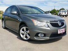 2012 Holden Cruze JH Series II MY12 SRi-V Grey 6 Speed Sports Automatic Sedan Garbutt Townsville City Preview
