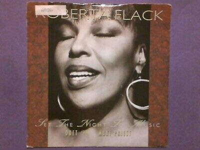 Roberta Flack with Maxi Priest - Set The Night To Music (7