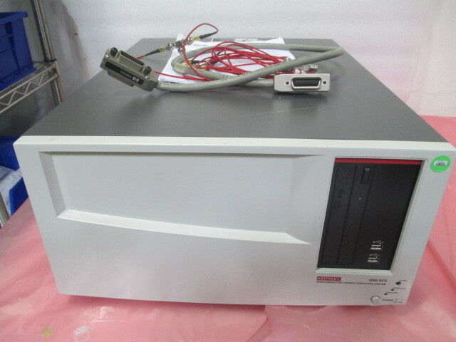 Keithley 4200 Semiconductor Characterization System, 4200-SCS, SUM, 424802