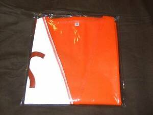 Orange High Visibility Vest Size M New Condition in Plastic Prospect Prospect Area Preview