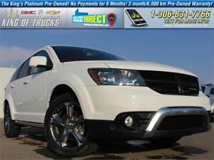 2016 Dodge Journey Crossroad Leather | Sunroof | Navigation
