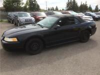 2000 Ford Mustang V6 Convertable