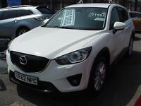 2013 MAZDA CX 5 2.2d Sport FULL LEATHER+SAT NAV