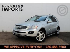 2007 Mercedes-Benz M-Class ML 350|LOW LOW KMS|