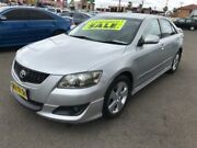 2008 Toyota Aurion GSV40R Sportivo SX6 Silver 6 Speed Auto Sequential Sedan Lansvale Liverpool Area Preview