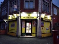 Established Newsagent Business For Sale - Excellent Student Location - Fallowfield - Huge Turnover